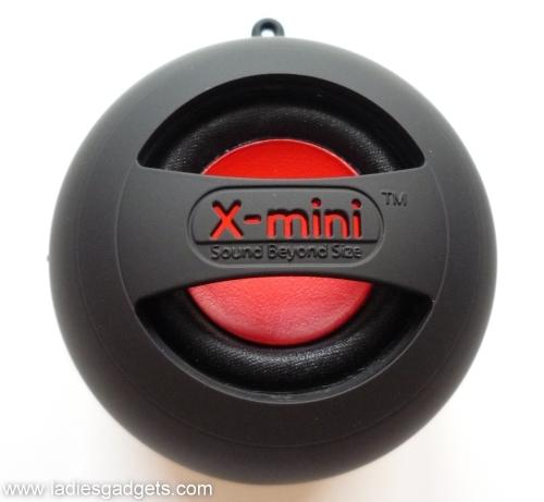1 XMI X-mini II Capsule Speaker - Review