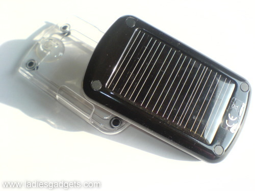 4 The Clip and Talk Bluetooth Car Kit Solar Edition - Review (4)