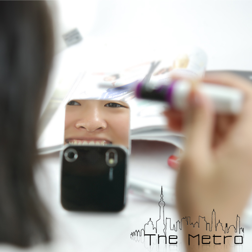 The Metro Cell Phone With Swivel Display