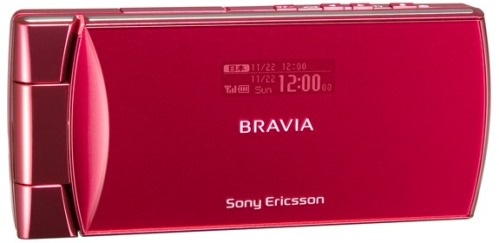 The Sony Ericsson Bravia U1 Cell Phone (3)