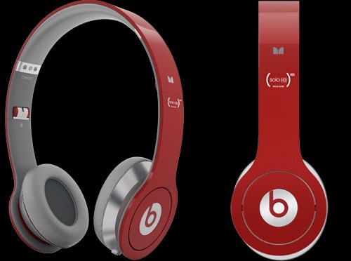 Beats by Dr. Dre Solo HD Red Edition