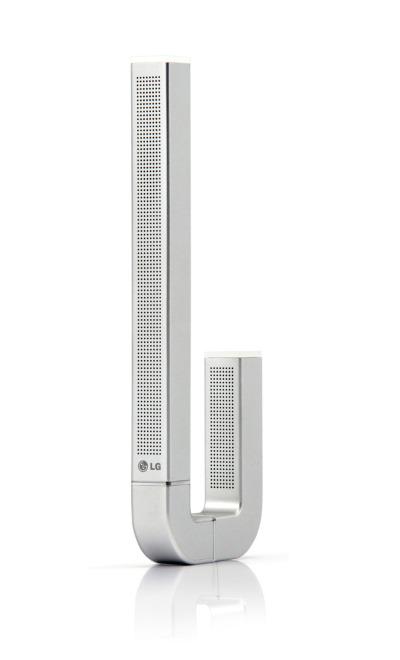 Award-Winning LG Bluetooth Speaker