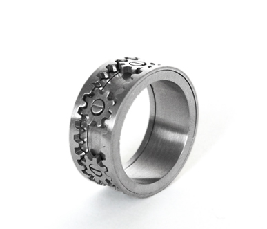 The Gear Ring From Kinekt Design