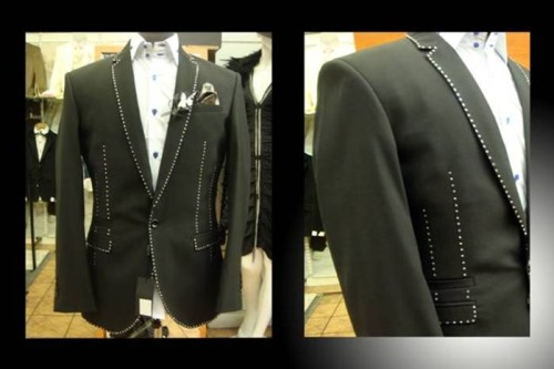 £599,000-Worth Mens Suit Becomes The World's Most Expensive