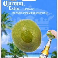 Limer - Corona Lime Bottle Opener