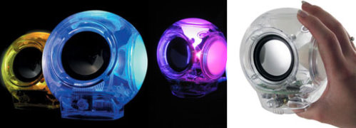 13 Eye Catching Clear Speaker Systems