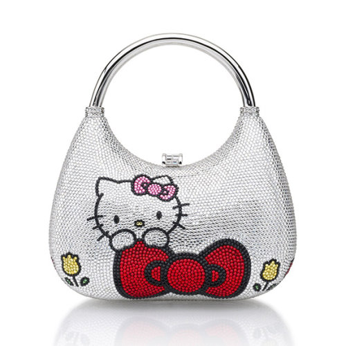 Judith Leiber Hello Kitty Accessories