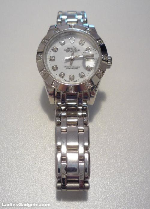 Ladies Replica Rolex Date Just Review