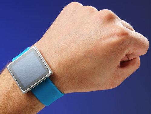 A new iPod Nano Watch From ThinkGeek