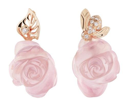 Dior Roses With Diamonds and Precious Stones