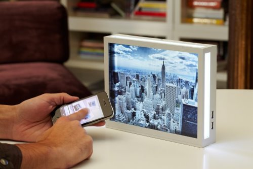 Parrot Dia Android Powered Wireless Digital Photo Frame