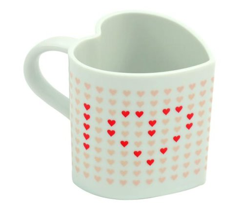 Valentines Day Ideas for Her heat sensitive mug love mug