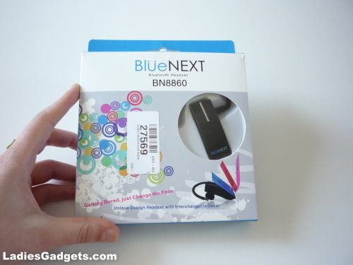 BlueNEXT BN8860 Bluetooth Headset Review