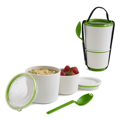 The Stackable Lunch Pot