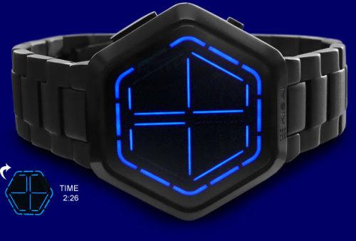 Tokyoflash Kisai Night Vision LED Watch