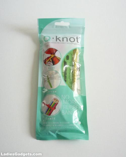 Q Knot Original Multipurpose Reusable Ties - Review