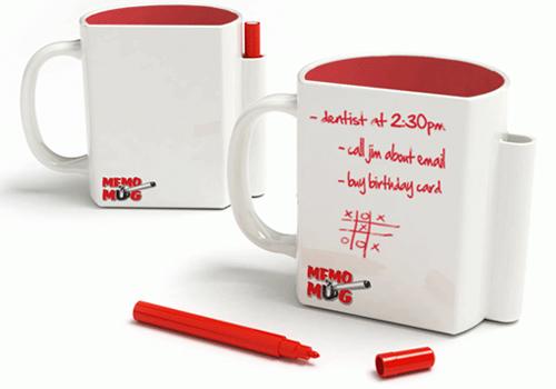 The Memo Mug