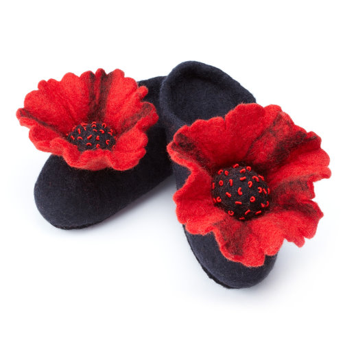 Poppies Slippers