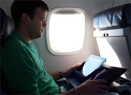 Tablet Computer Pillow