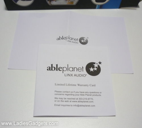 Able Planet True Fidelity Active Noise Canceling Headphones with Linx Audio Review