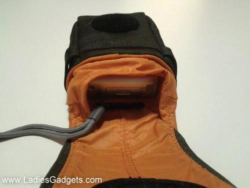 Crumpler Muffin Top 80 Olive Orange Compact Camera Case Review