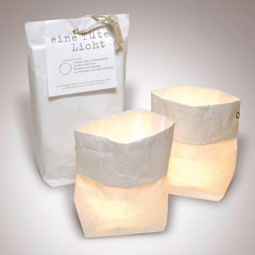 Paper Bag Tea Light