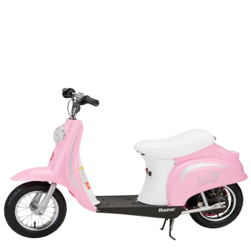 Pink Electric Scooter for Girls