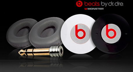 Genuine Replacement Parts for Your Beats Audio Headphones