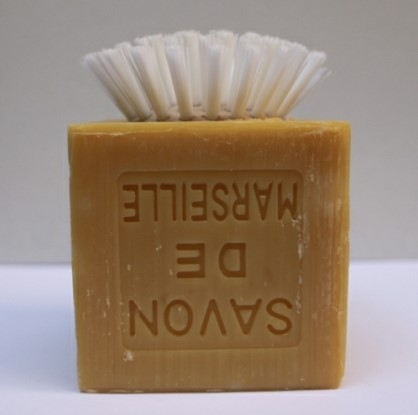 How About a Soap With Brush