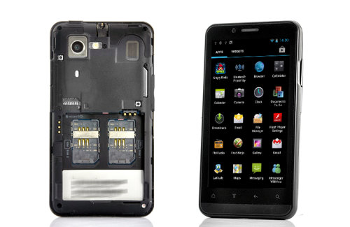 Affordable 3D Dual SIM Smartphone Coming From China