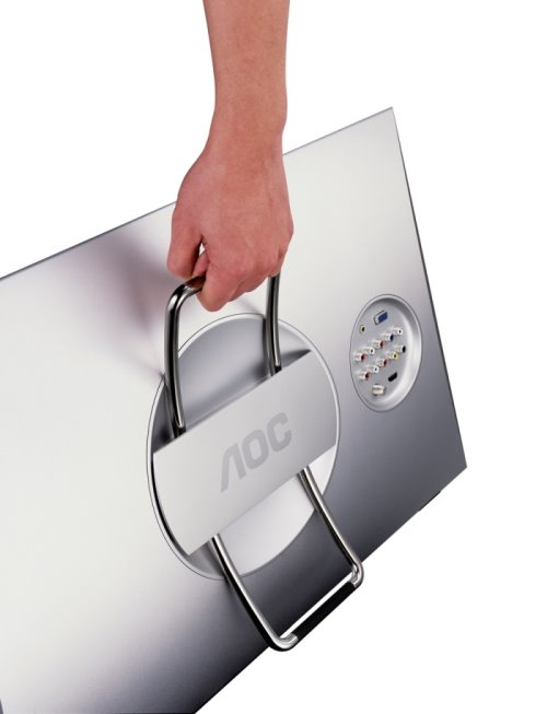 Portable TV from AOC