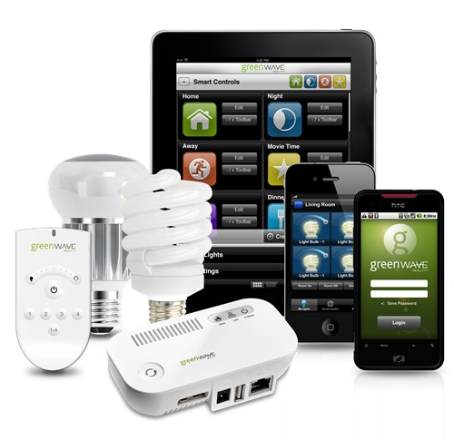 GreenWave Reality Connected Lighting Solution