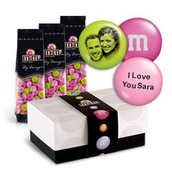 MMs Personalized with Your Faces