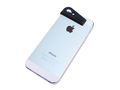 LensMag Provides 15 Magnification for Your iPhone 5 (2)