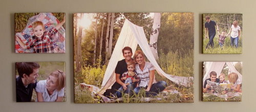 Giveaway Win Your Photo on Canvas from EasyCanvasPrintsCom