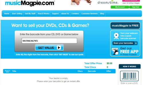 Turn Your Old Discs Into Cash (1)