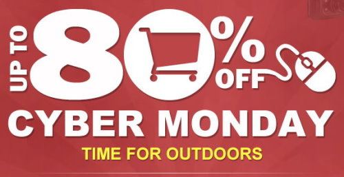 Cyber Monday Shopping for Outdoor Gadgets