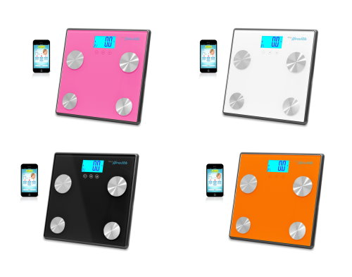 The Bluetooth Fitness Scale from Pyle Audio (4)