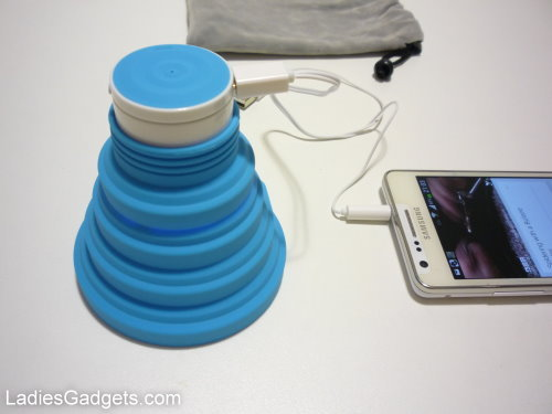 Hands on Review The Collapsible SSSSSpeaker by aiia (8)