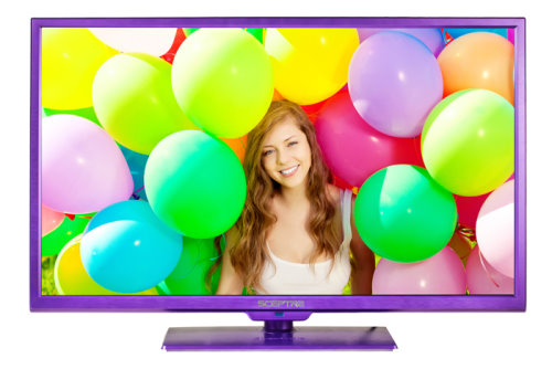 Sceptre Color Series 32 inch LED HDTVs (4)