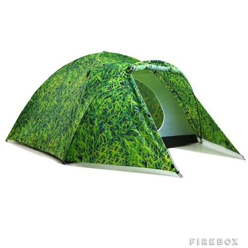 Solar Powered Tent Charges Your Gadgets (4)