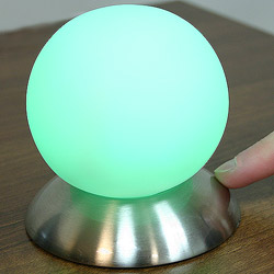 USB Touch Lamp Changes Color (4)
