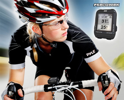 Pyle PSBCG90 Smart Bicycling Computer (3)