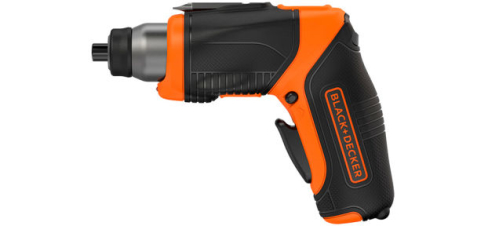 New Black Decker Screwdriver Charges from your Computer (2)