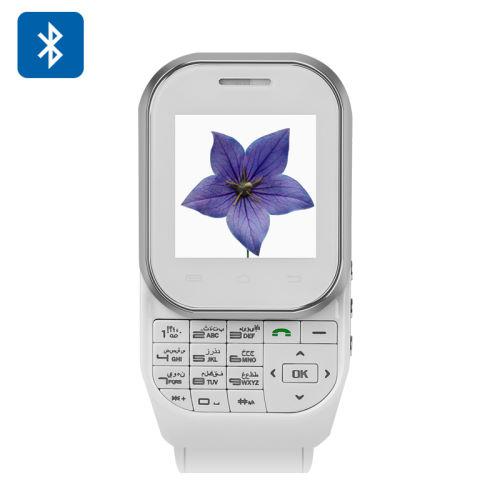 keyboard white smart watches women a
