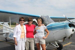 Karen, Judy & Diana Votaw at Sparta