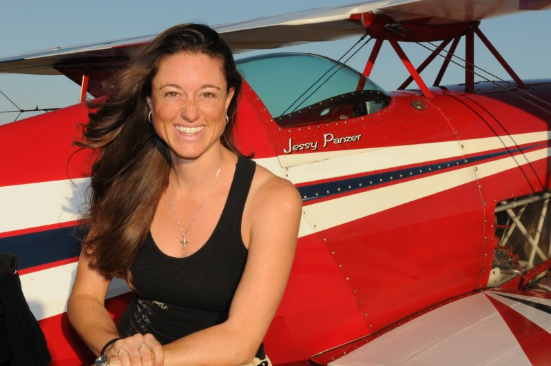 Jessy Panzer and the U.S. National Aerobatic Championship