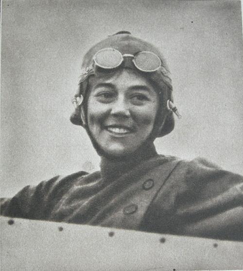 Aviatrix from the past: Matilde E. Moisant