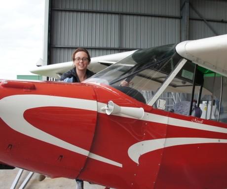 Olivia Henwood's North Island, New Zealand Super Cub Flying Video!