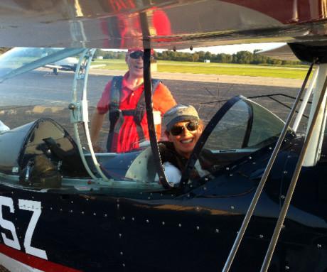 Anne Wright    (Pilot update from Michigan)
